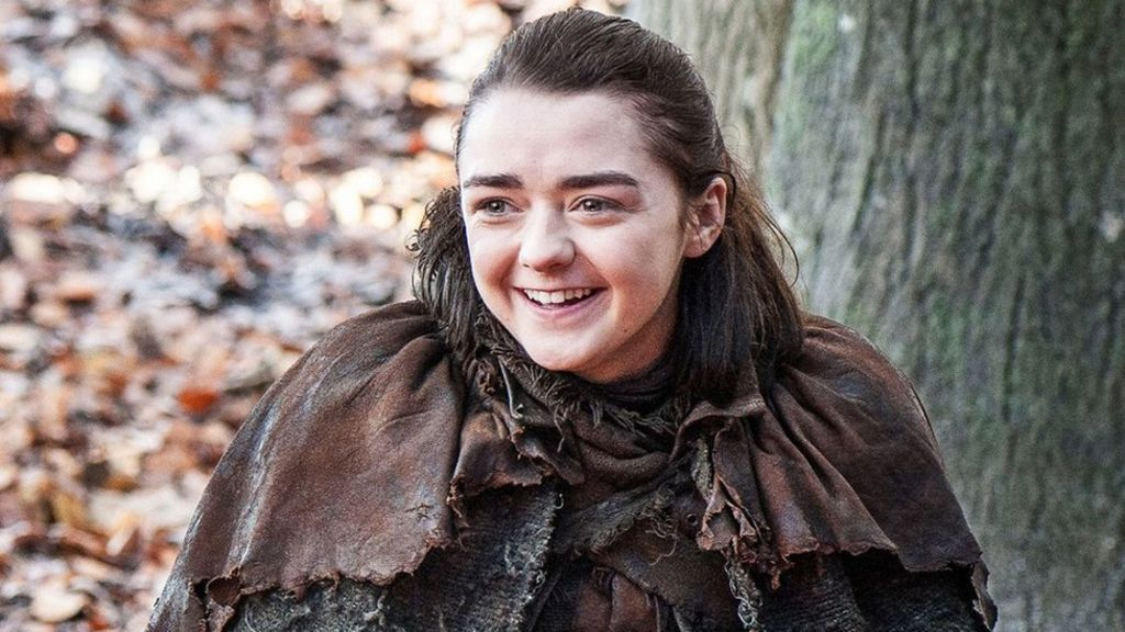 Game of Thrones Arya among 200 most popular names