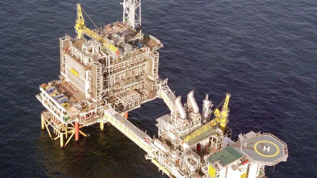 etap platform gas leaked for 12 minutes