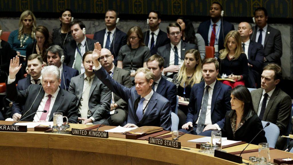 UN Jerusalem vote: US
