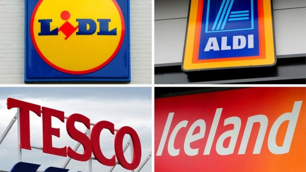 How wide is Aldi and Lidl's appeal among the better off?