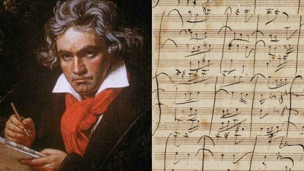 beethovens musical reality essay Beethoven was a lesbian: louise gray traces an alternative history of music  mapped  were exposing: by writing fake history you say something about reality.