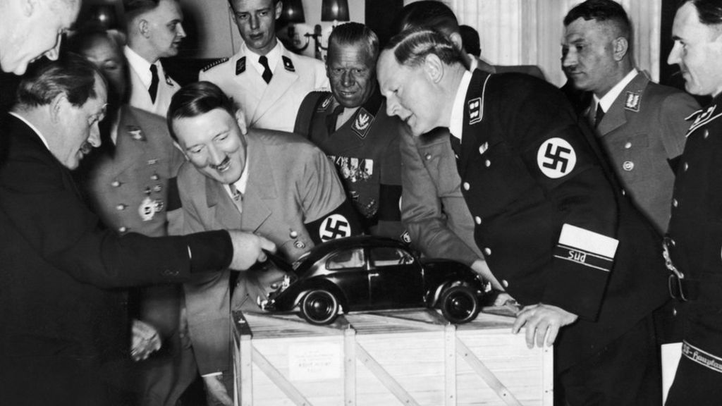 volkswagen from the third reich to emissions scandal