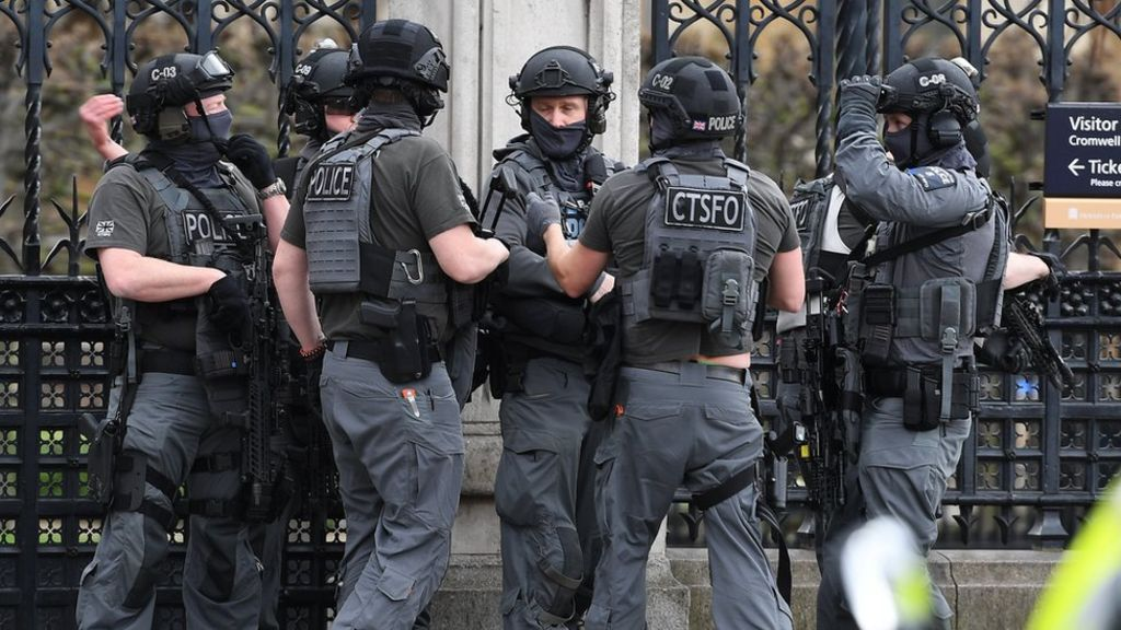 UK's terror fight 'puts unsustainable strain on police'