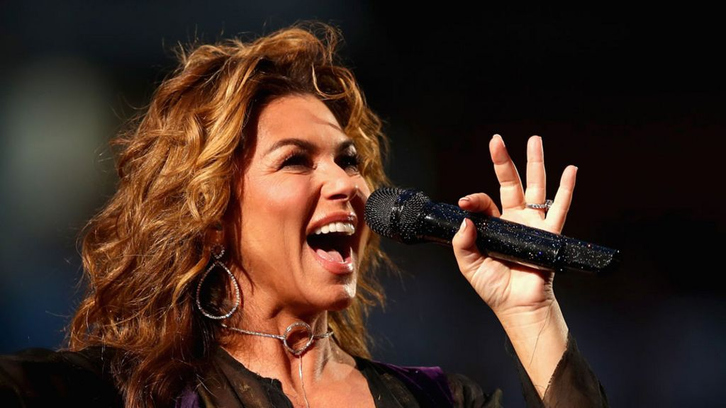 Shania Twain and Tom Petty hit the charts