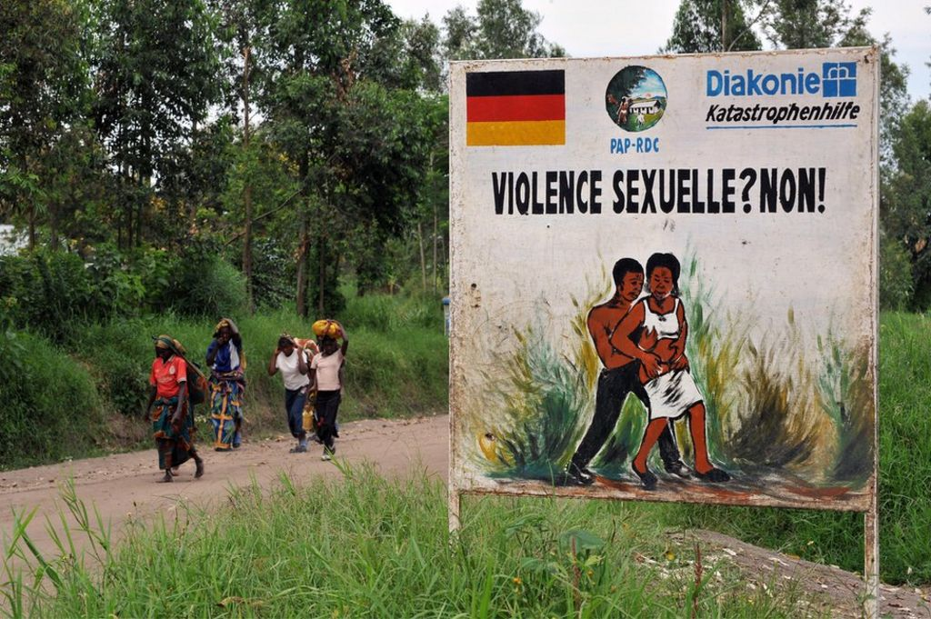 Militiamen jailed in DR Congo's Kavumu for raping 40 children
