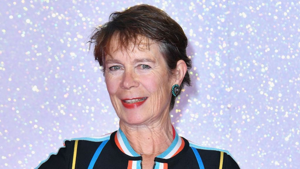 Why Celia Imrie was 'thrilled' to receive her WFTV award