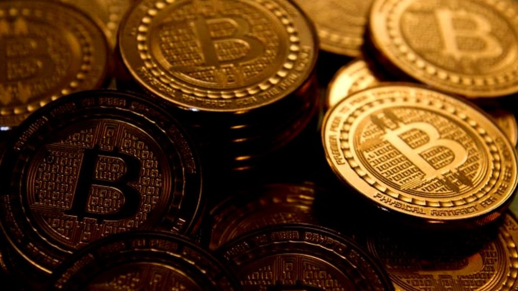 Bitcoin soars to record high value
