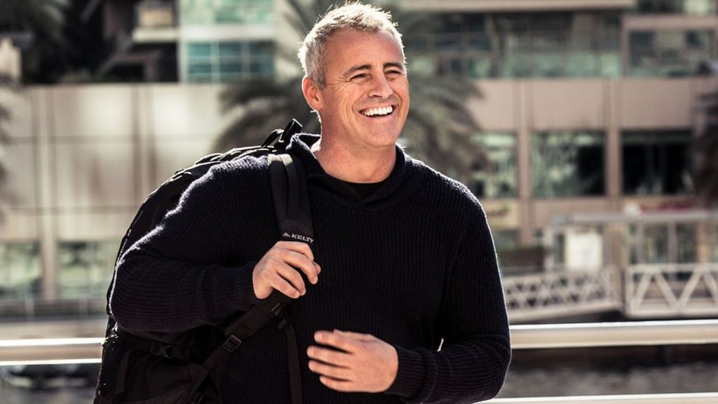 Matt LeBlanc: Top Gear to 'expand the comedy'