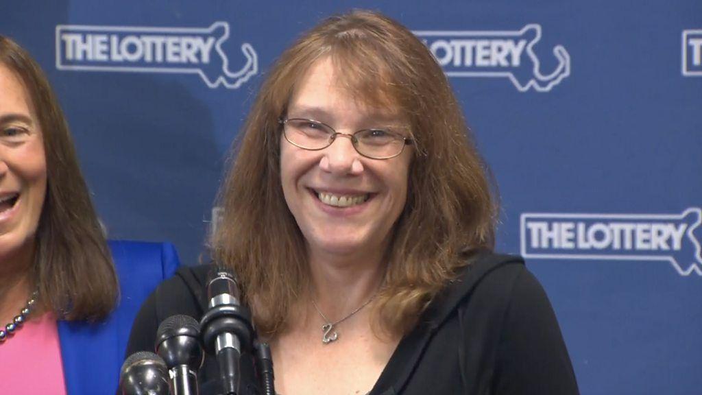 Massachusetts winner of record $758m lottery jackpot quits job