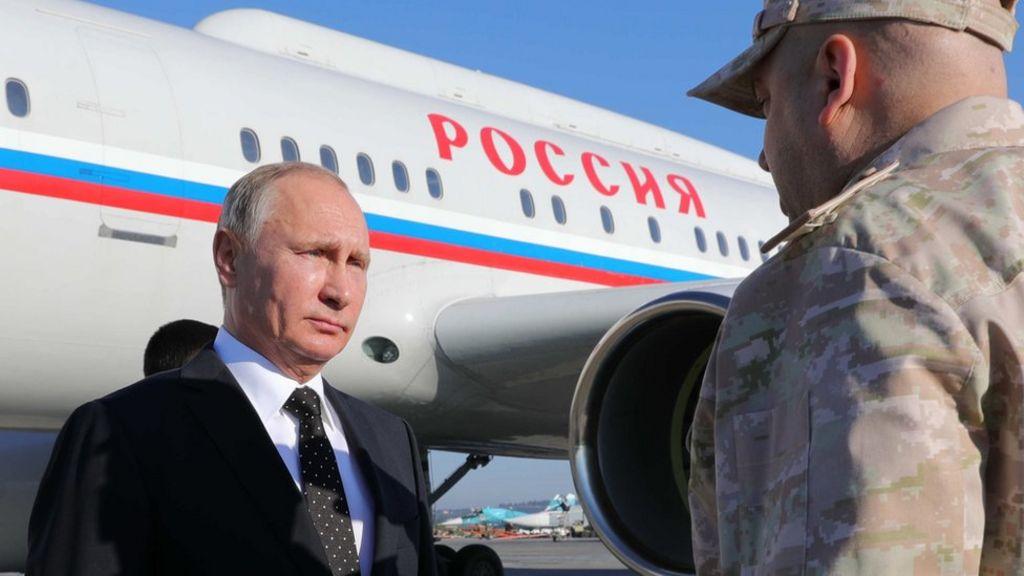 Russia begins troop withdrawal from Syria