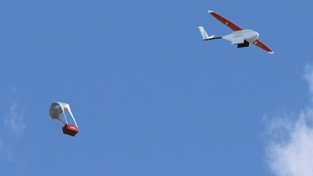 US drone company eyes Tanzania for medical deliveries
