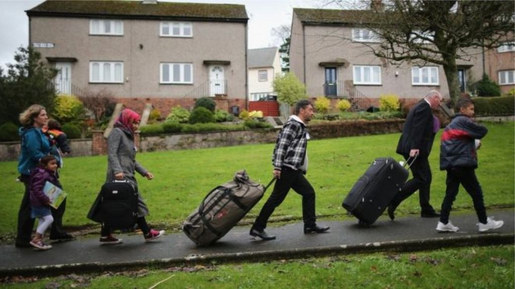 Syrian refugee housing target met three years early