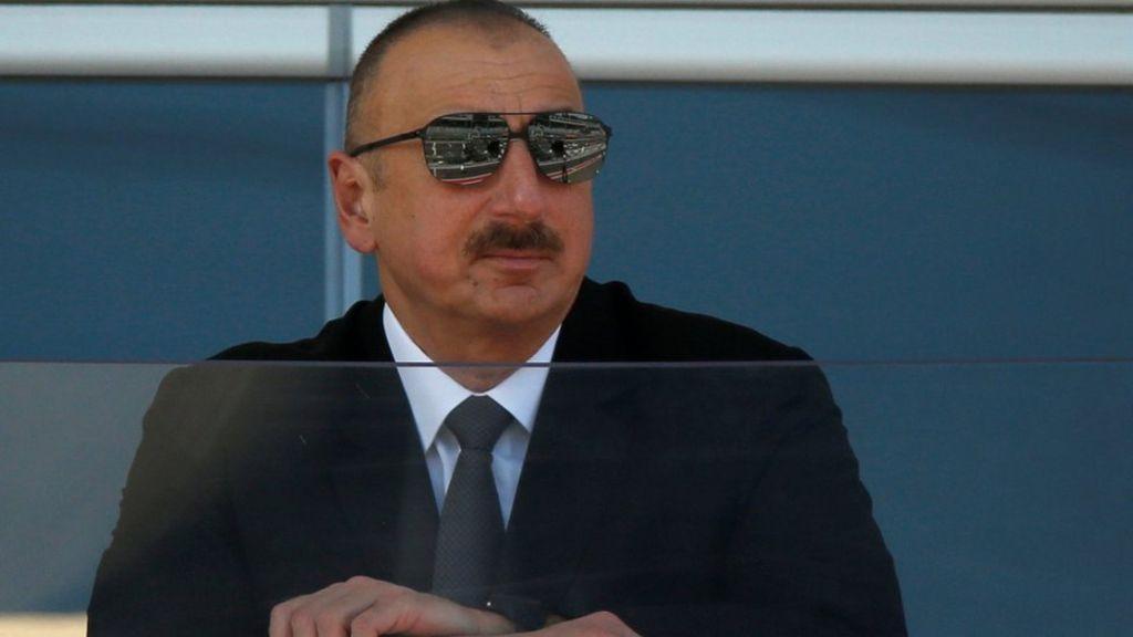 Azerbaijan 'operated secret $3bn secret slush fund'