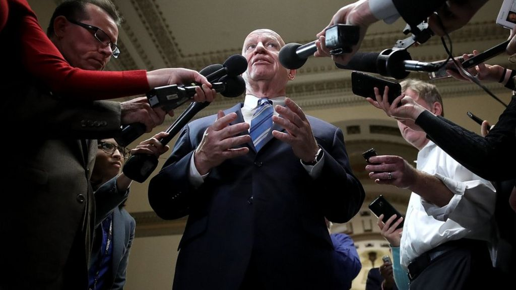 US tax bill: Republicans agree sweeping changes