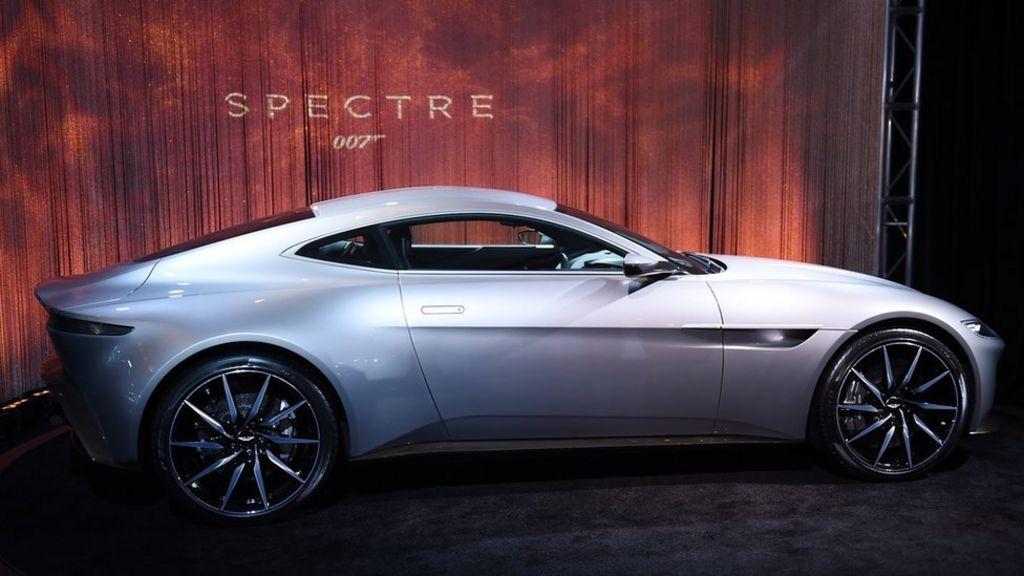 James Bond Aston Martin Db10 Spectre Vehicle Up For