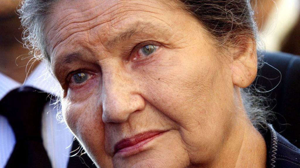 simone veil french politician and holocaust survivor dies bbc news. Black Bedroom Furniture Sets. Home Design Ideas