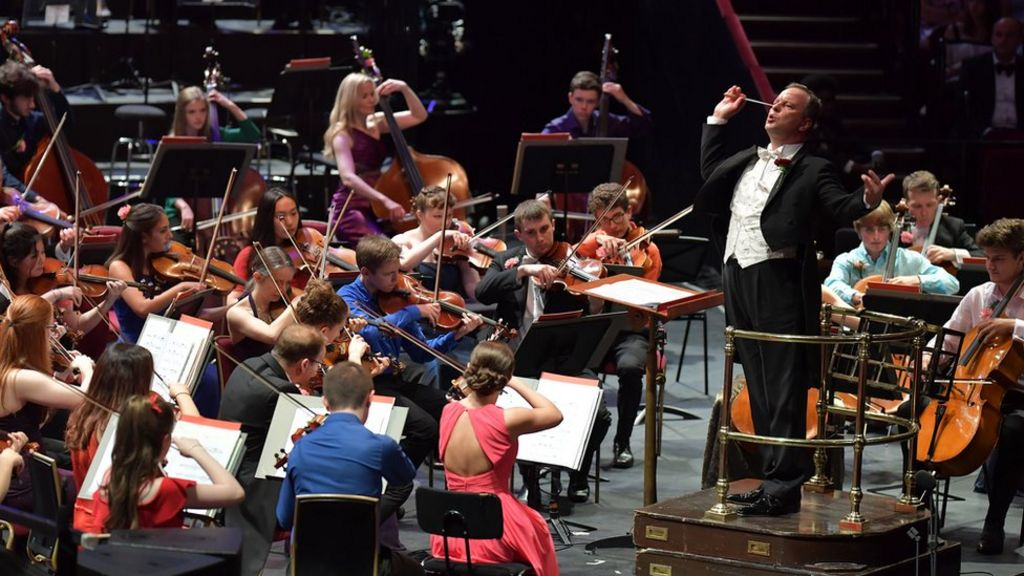 Last Night of the Proms: Stars prepare for spectacular finale