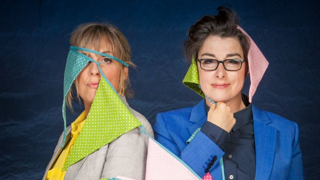 Sue Perkins: 'I knew Mel would quit Bake Off with me'