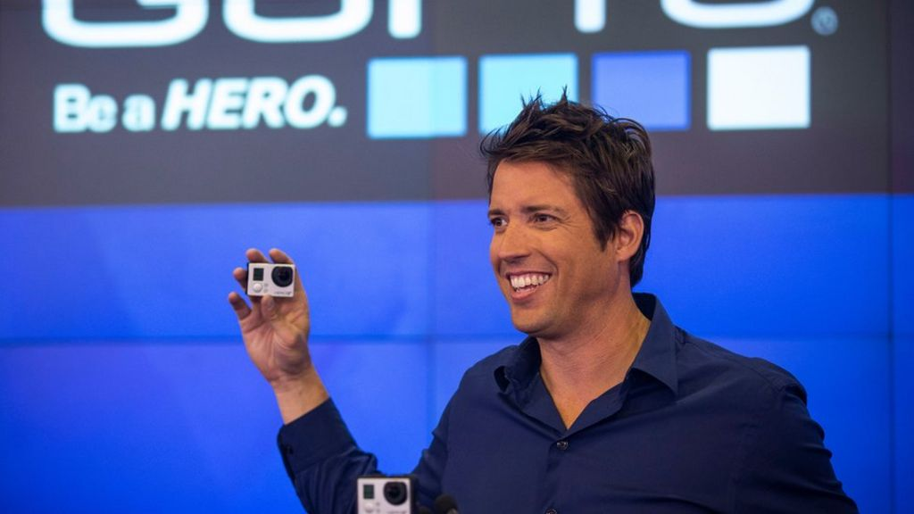 GoPro drops drones as sales plunge