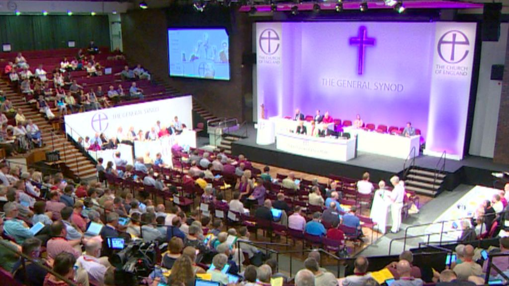 Church of England to vote on transgender services