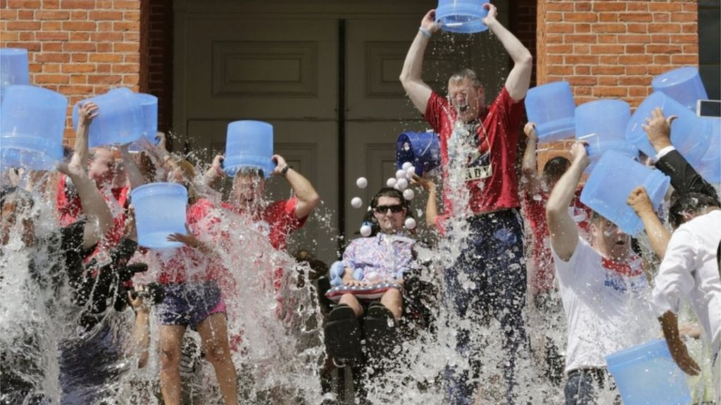 Ice Bucket Challenge funds gene discovery in ALS (MND ...