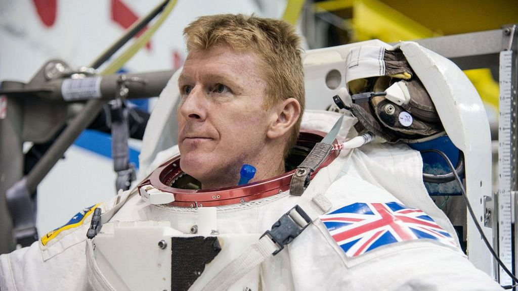 Tim Peake set for first spacewalk by British astronaut ...