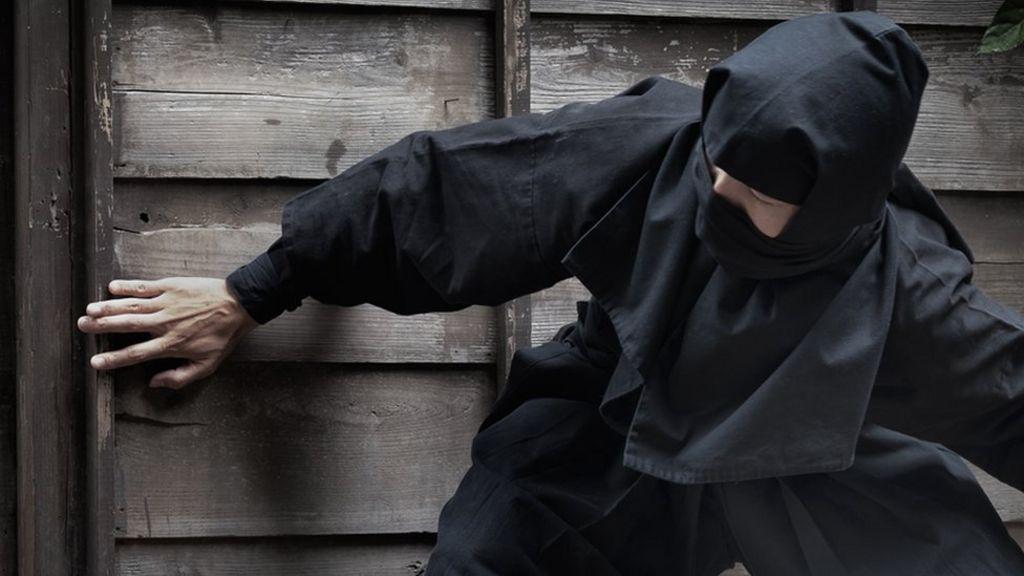 Japan police arrest 'ninja' thief, 74