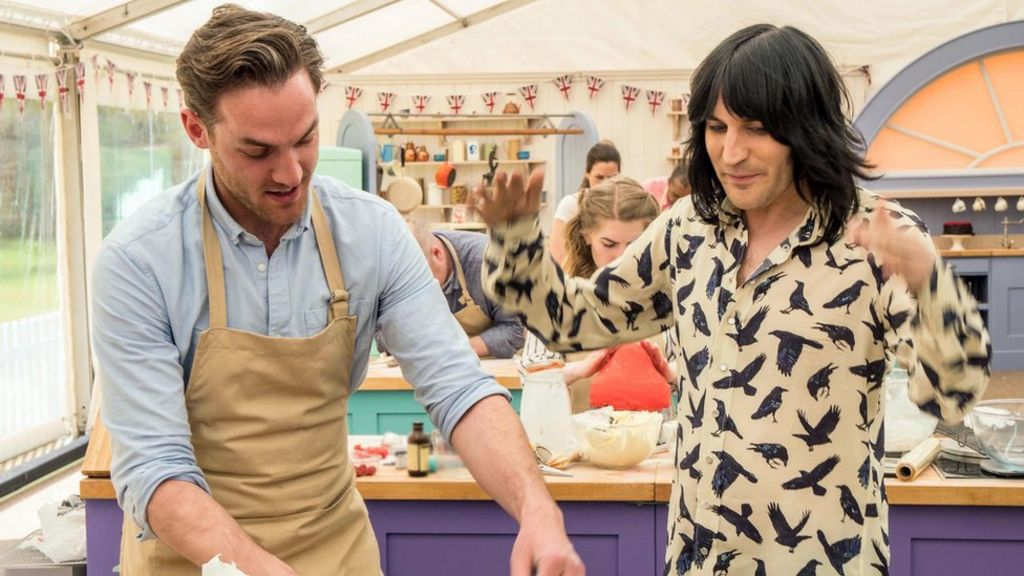 Great British Bake Off watched by 5.8 million