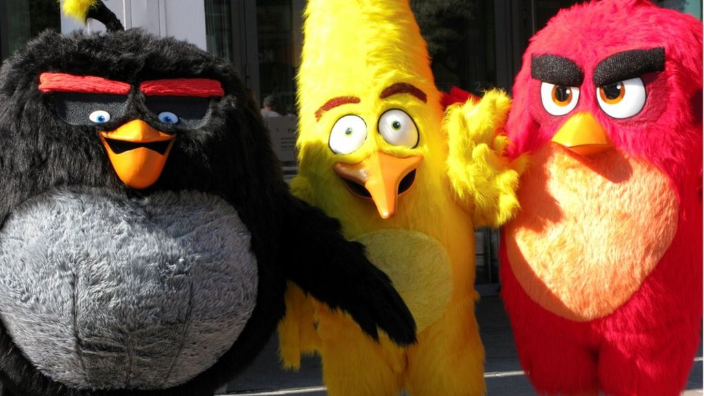 Angry Birds maker Rovio targets $1bn valuation