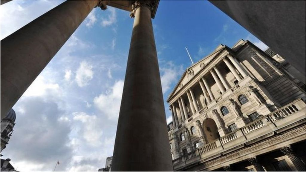 Pound jumps as Bank of England hints at rate rise