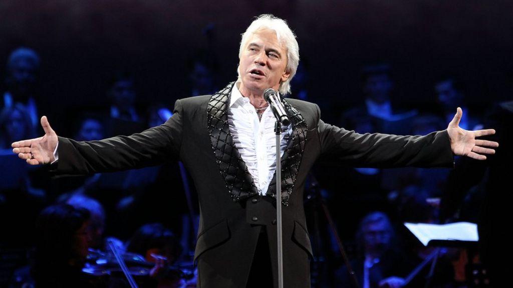 'The Elvis of opera' Hvorostovsky dies at 55