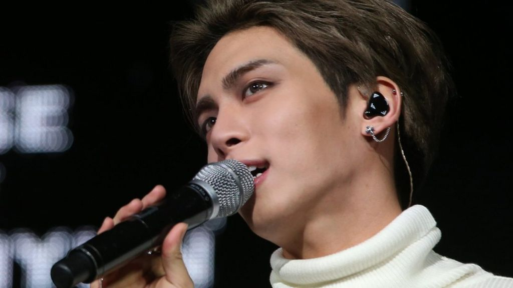 Jonghyun: Note shows K-pop star's struggles with depression