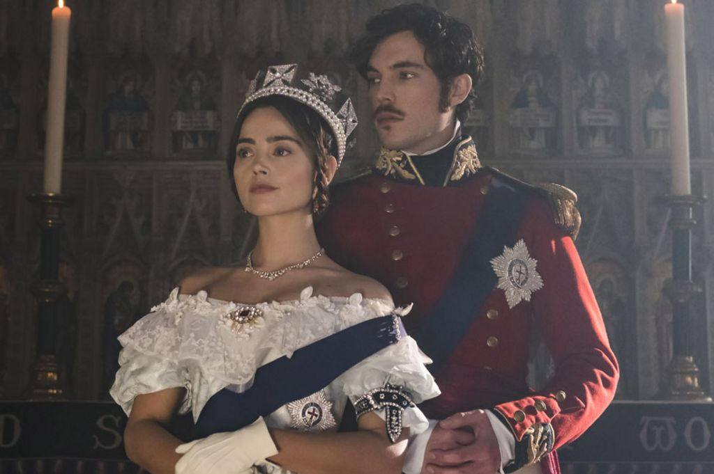 Victoria returns to ITV with modern edge