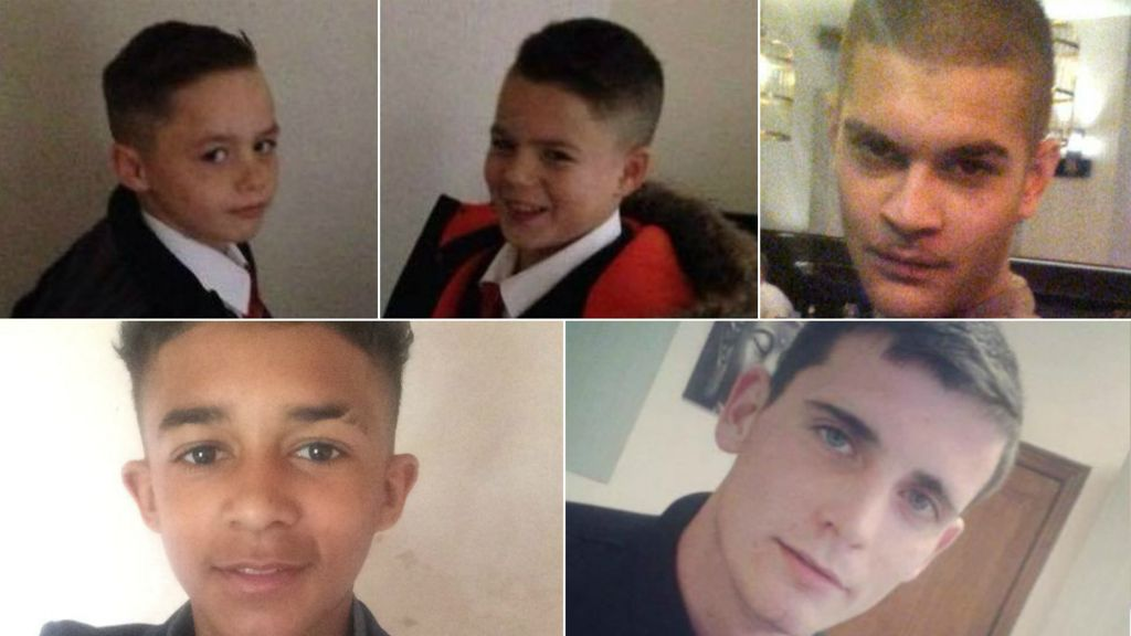 Leeds crash: Boy, 15, admits causing deaths