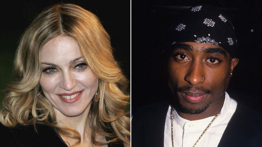 Tupac blamed race in Madonna breakup letter