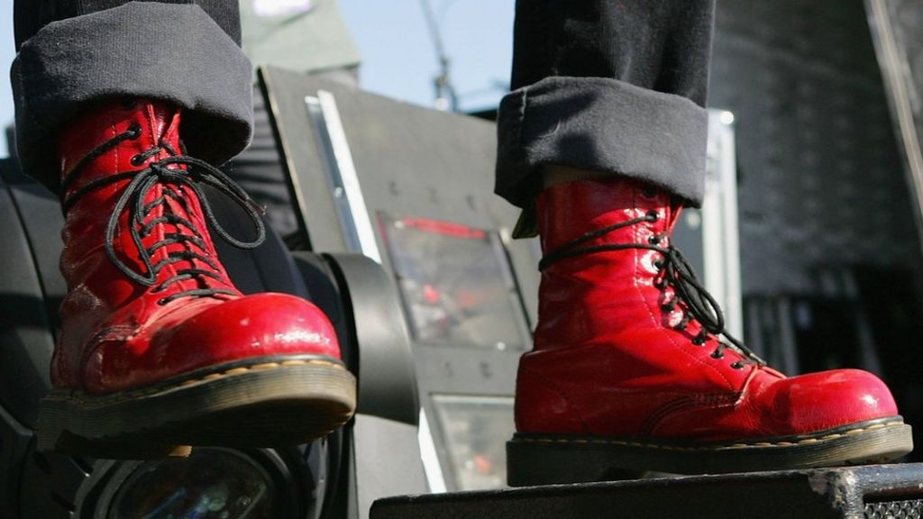 Dr Martens sees rising revenues in east Asia