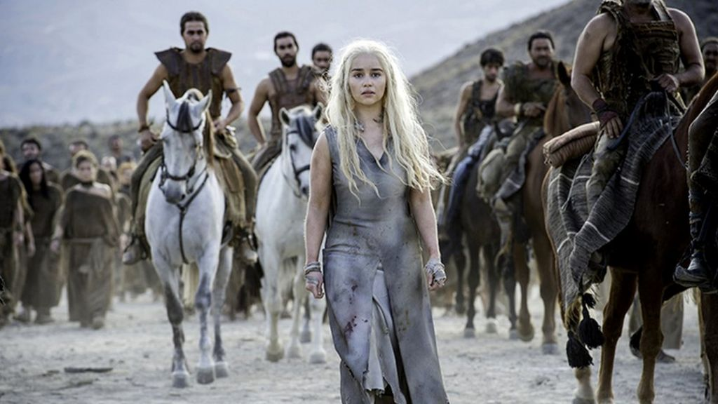 Game of Thrones script 'stolen in HBO hack'