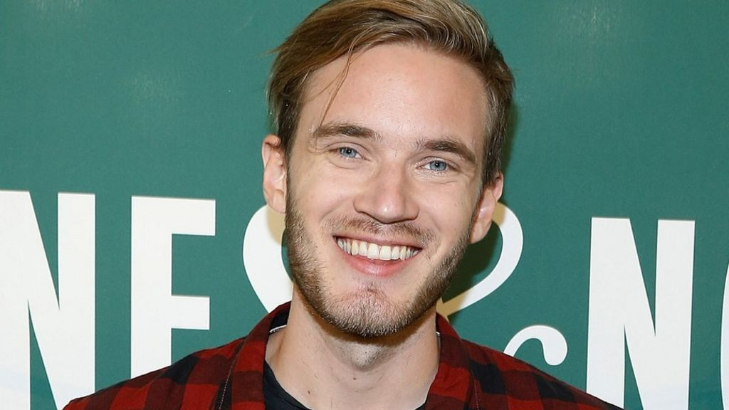 Pewdiepie: Disney Drops YouTuber PewDiePie Over Anti-Semitism Claims