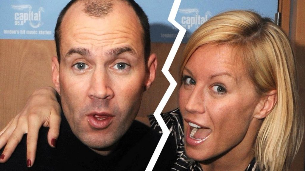Denise van Outen: Why I fell out with Johnny Vaughan