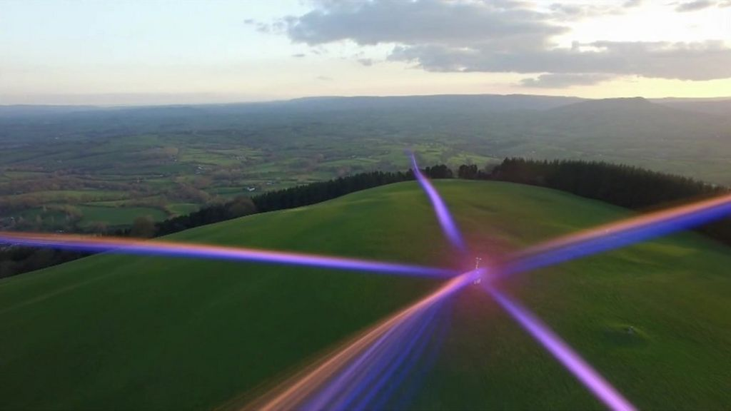 Old TV signals used to plug Monmouthshire broadband gap