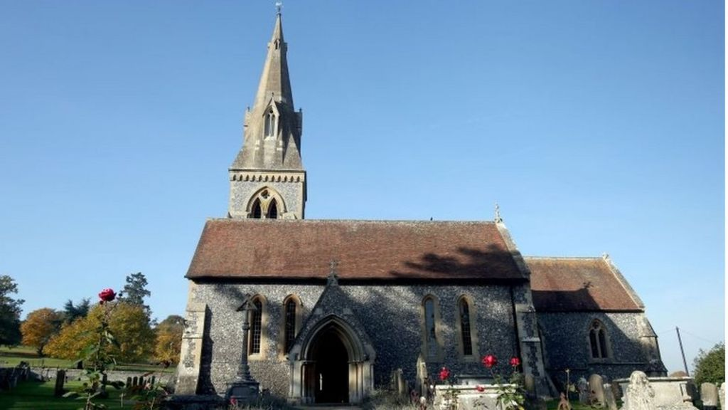 Pippa Middleton's wedding: Guests arrive at church