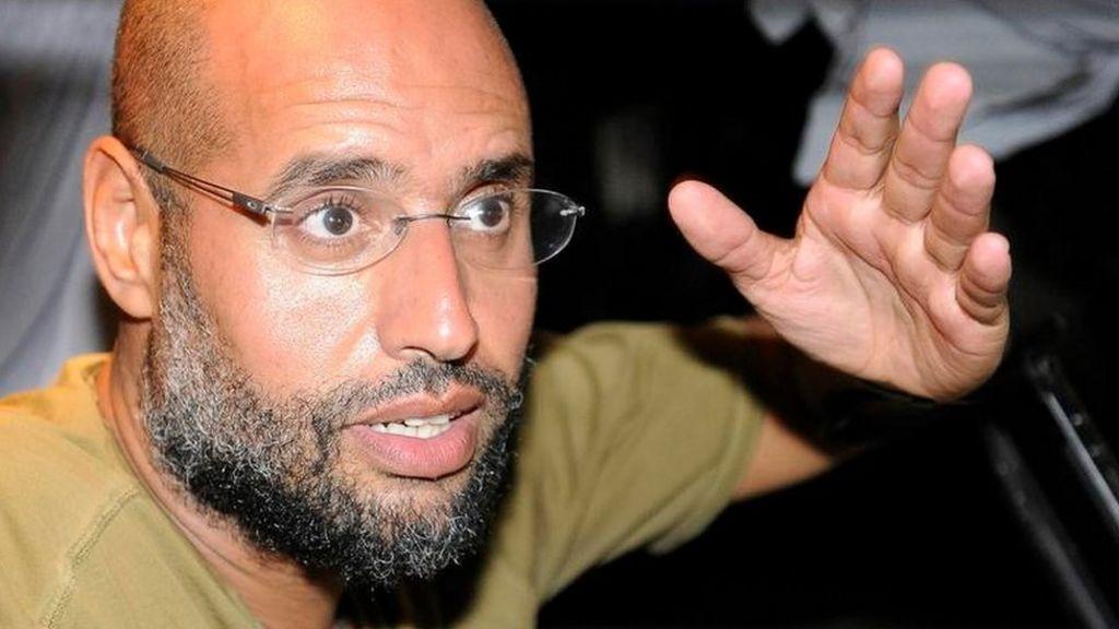 What next for Saif al-Islam Gaddafi?