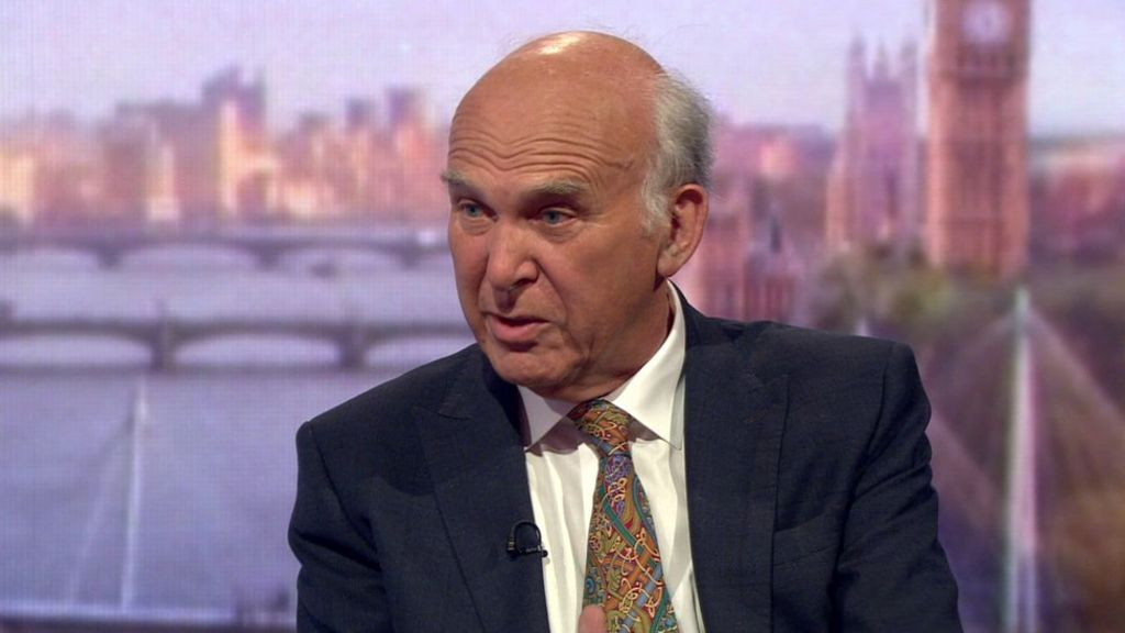 Brexit may never happen - Sir Vince Cable