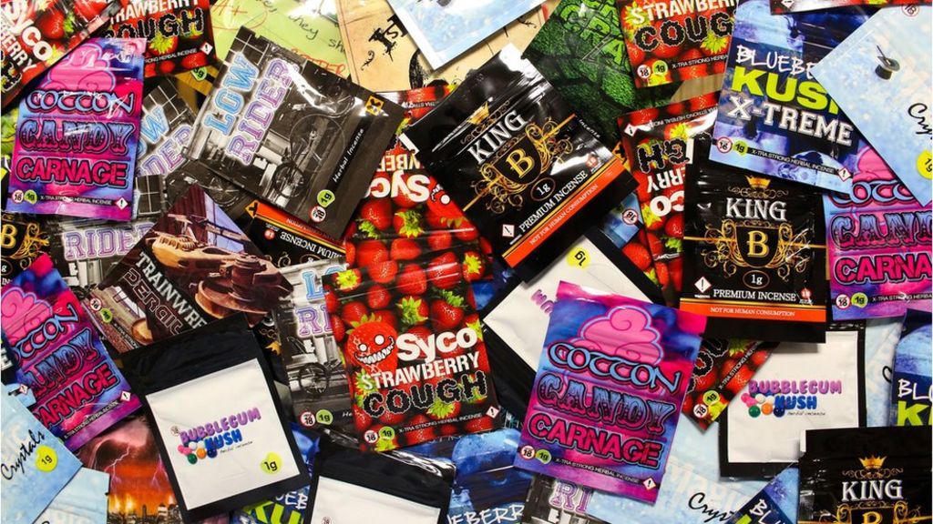 Strategy targets legal highs and chemsex