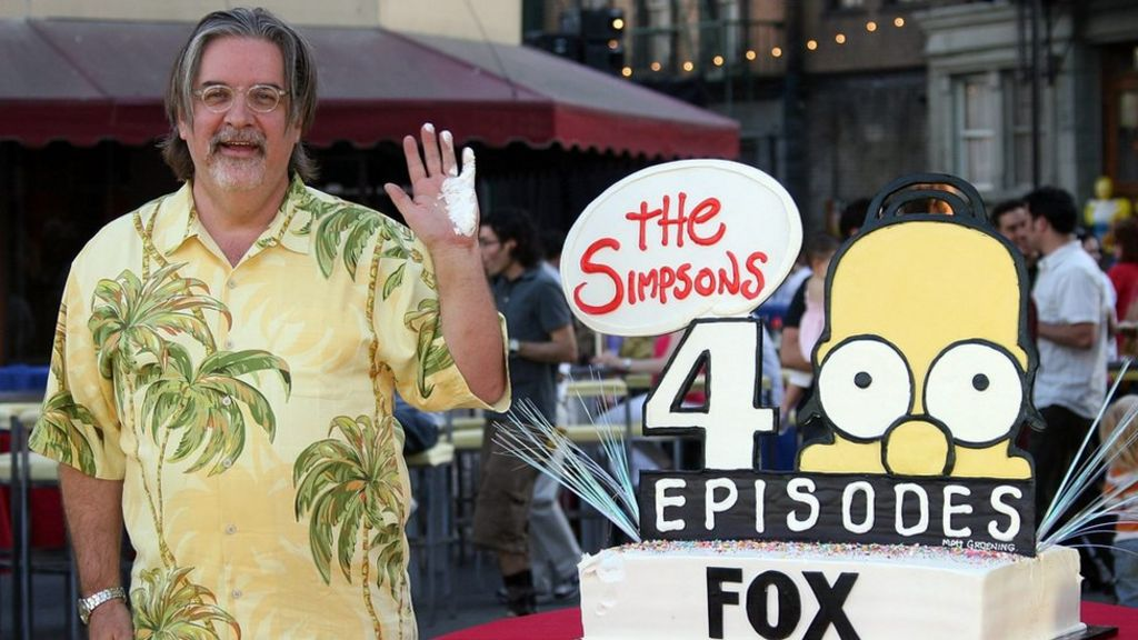 Netflix to air Simpsons' creator Matt Groening's new show