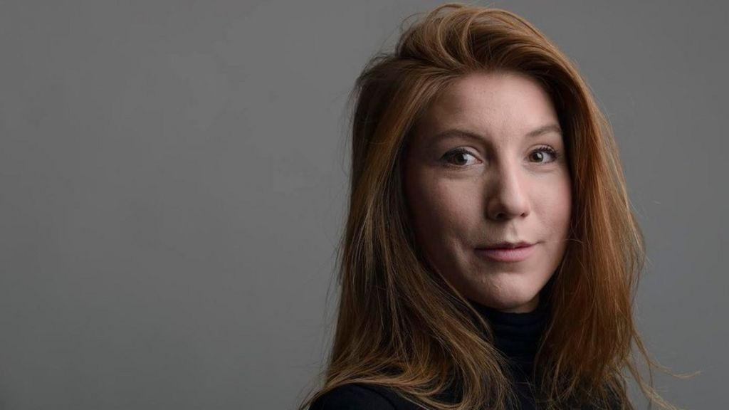 Kim Wall: Decapitation videos 'found on suspect's hard drive'