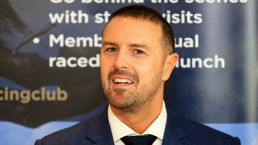 Paddy McGuinness 'duped' by fake Derek Griffiths charity 'scam'