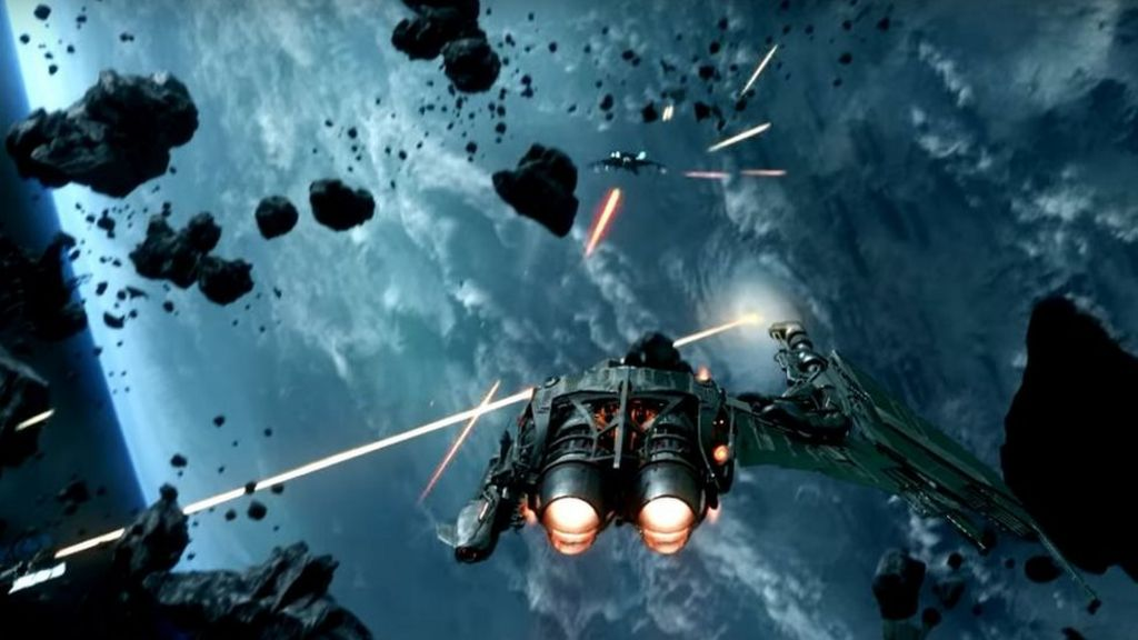 Star Citizen game makers being sued