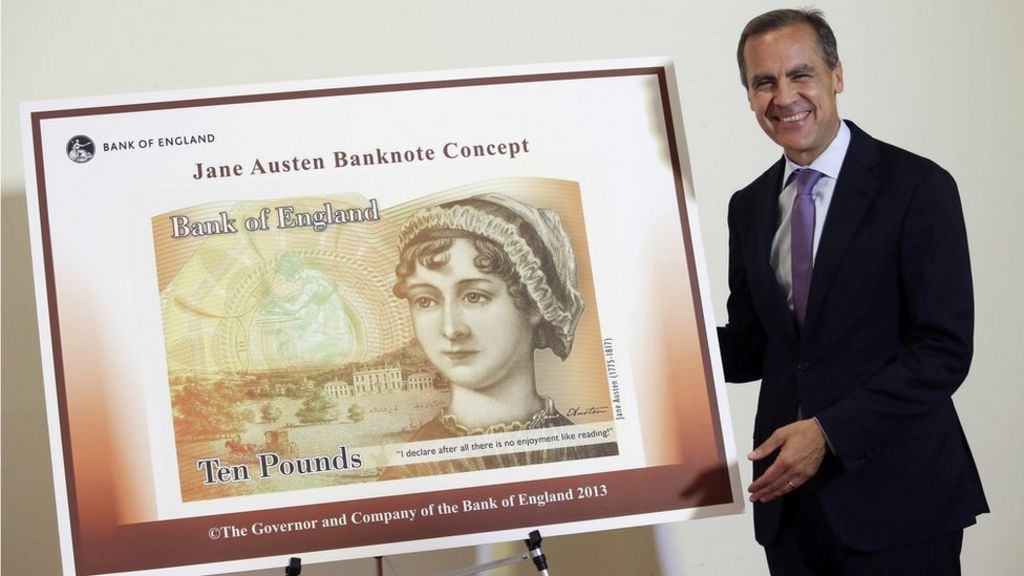 New plastic £10 note to be revealed