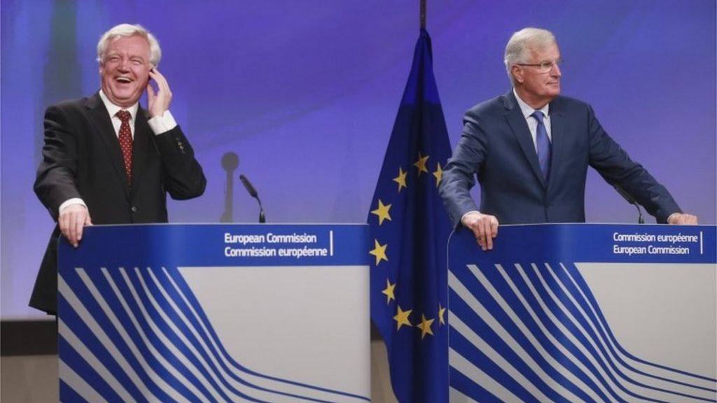 No decisive progress on Brexit - Barnier